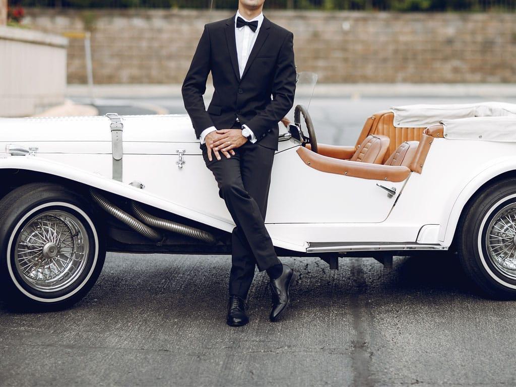 location voiture mariage avec chauffeur-conciergerie-Lyon